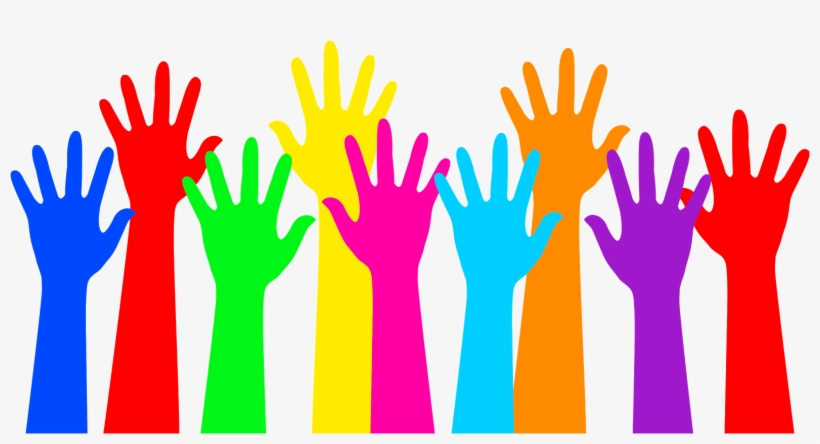 81 813833 helping hands clipart hands up.png